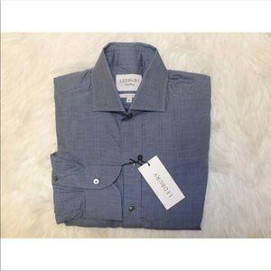 Ledbury The Meade Men's Gingham Classic Fit Shirt